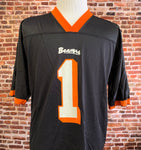 Vintage 90's Oregon State Beavers Men's Large Football Jersey RARE made by PUMA