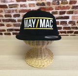 Floyd Mayweather vs. Connor Mcgregor Fight Snapback Hat