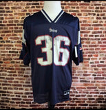 Vintage 90's Lawyer Milloy New England Patriots Jersey