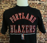 Vintage 90's Blazers Embroidered Graphic Tee