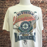 Vintage Mariners 1995 Division Champs Starter Tee