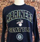 Vintage Mariners Graphic Crewneck