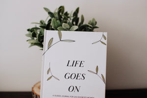 Life Goes On Journal - Case Bound