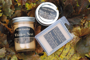 Whiskey Neat ~ The musk scent of Tonka & Oud