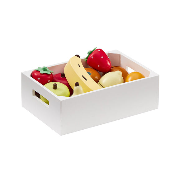 Caisse de fruits mix en bois