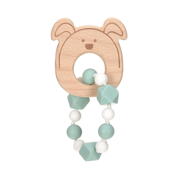 Jouet de dentition - Bracelet de dentition, chien Little Chums