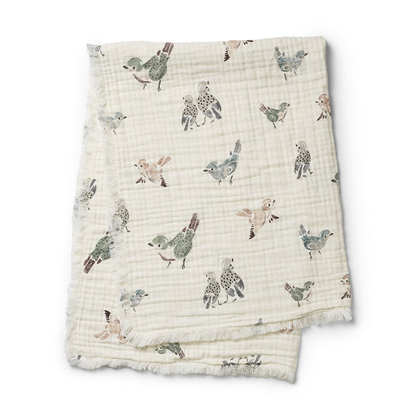 Couverture cotton Feathered Friends