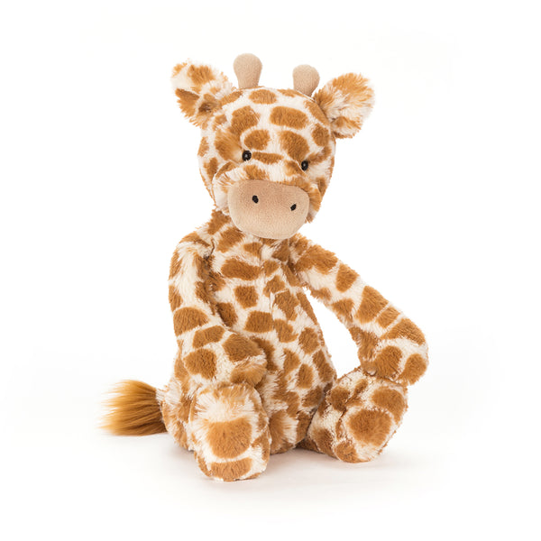 Peluche medium Bashful Girafe