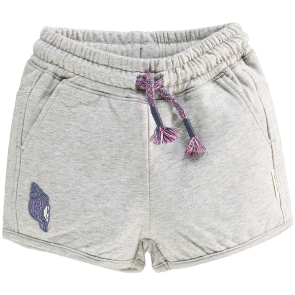 Short Enorel gris clair