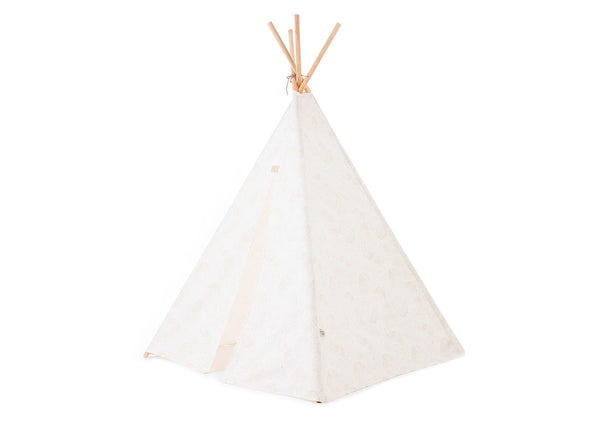 Tipi Phoenix 149x100 gold bubble/ white