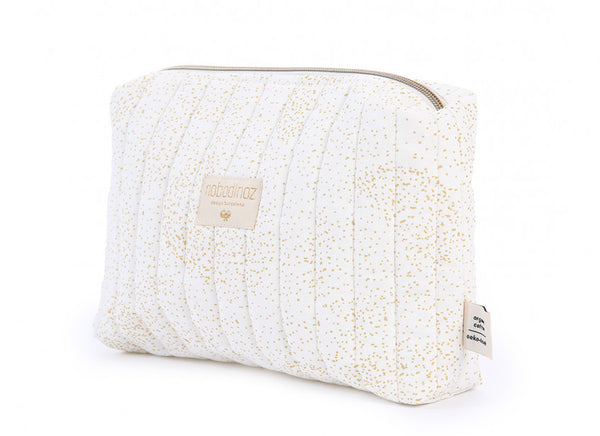 Trousse de toilette Travel Gold Bubble/White