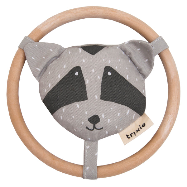 Hochet Mr Raccoon