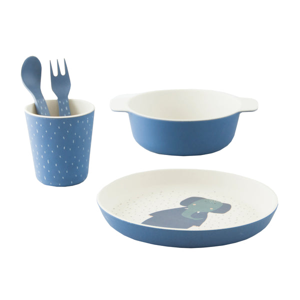 Set vaiselle Mrs Elephant
