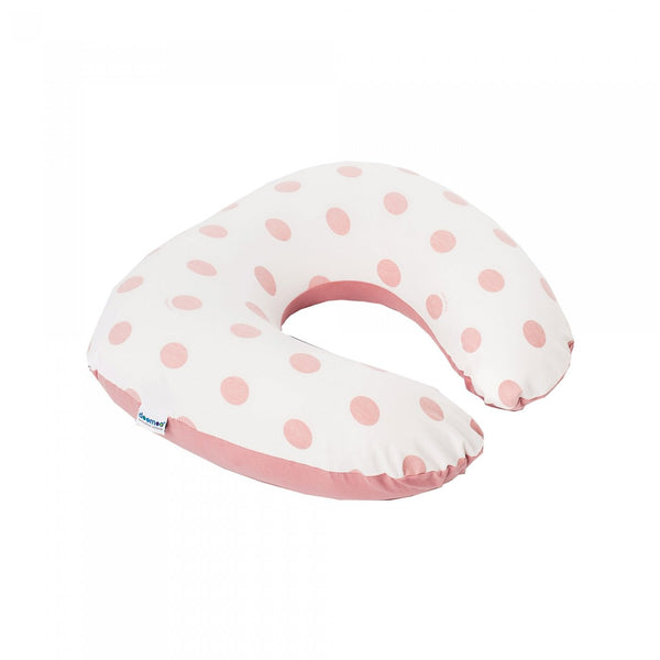 Coussin Softy Dots pink