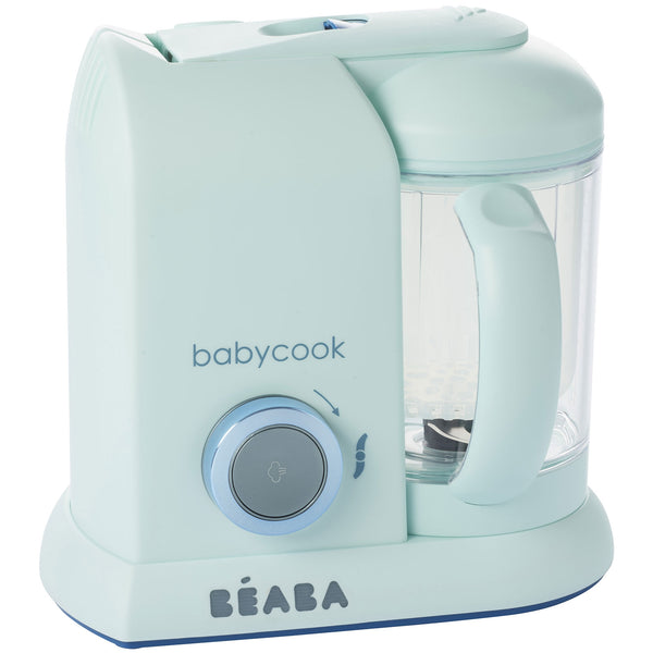Babycook Solo Macarons Edition limitée aquamarine
