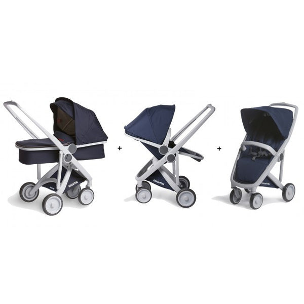 Upp Combinations - Carrycot + Réversible + Classic