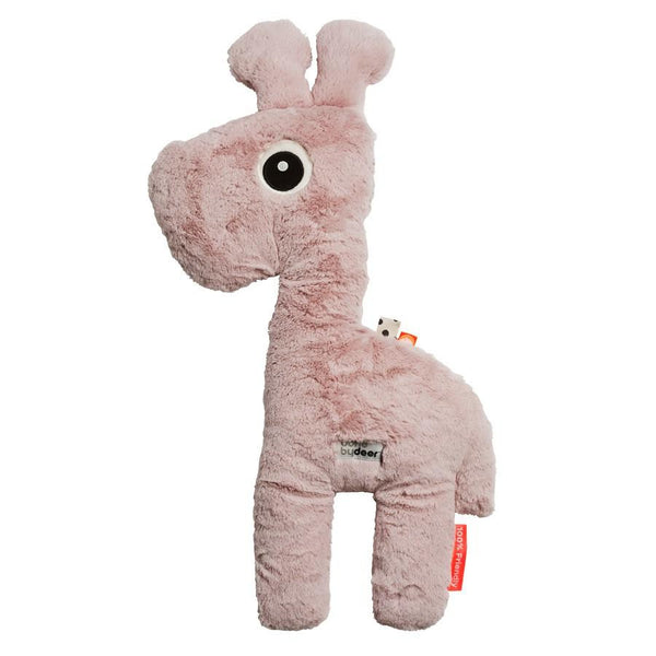 Peluche rose cuddle friend Raffi