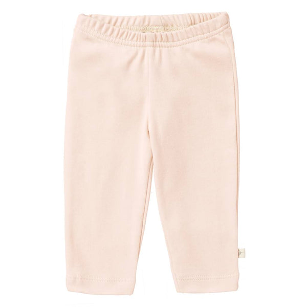 Pantalon uni chintz rose