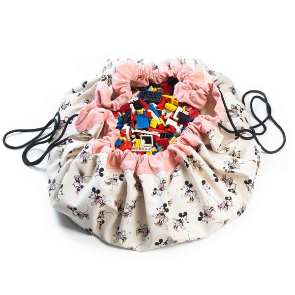 Sac de jeux Minnie Gold