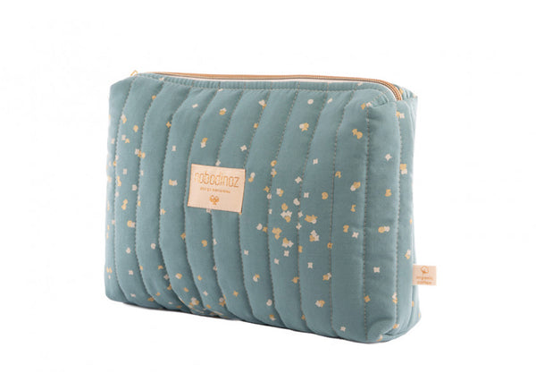 Trousse de toilette Travel 18x25x7 gold confetti / magic green