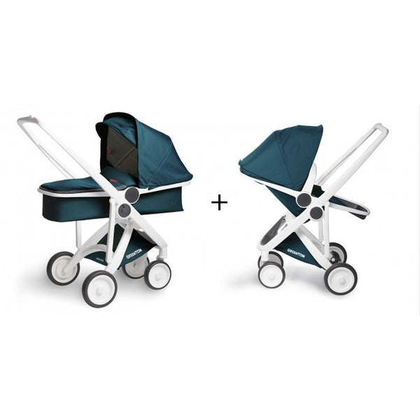 Upp Combinations - Carrycot + Réversible