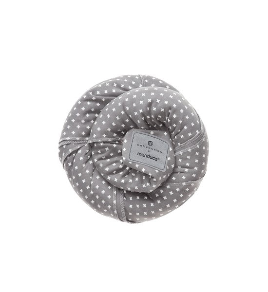 Echarpe de portage Sling Button wildcrosses grey