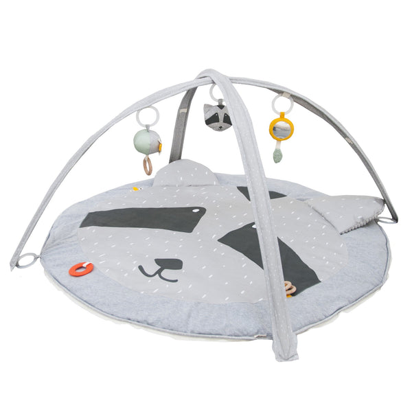 Tapis de jeux Mr Raccoon