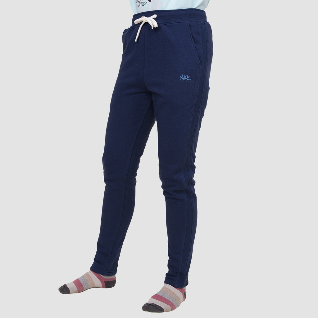 Navy Blue - Winter Sweatpants
