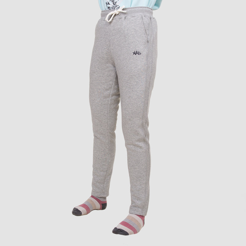 Hether Grey - Winter Sweatpants