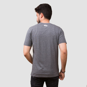 Be Optimistic - Dark Heather Grey