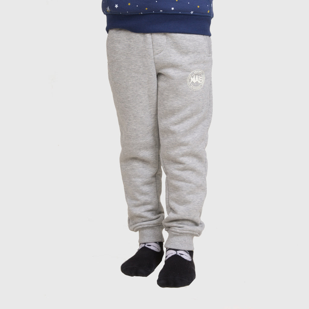 Heather Grey - Winter Sweatpants