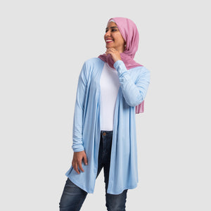 Light Blue Cardigan