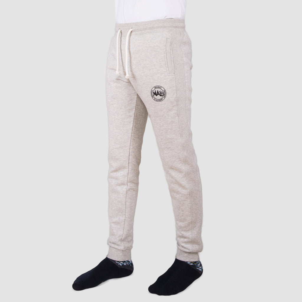 Light Heather Grey - Winter Sweatpants