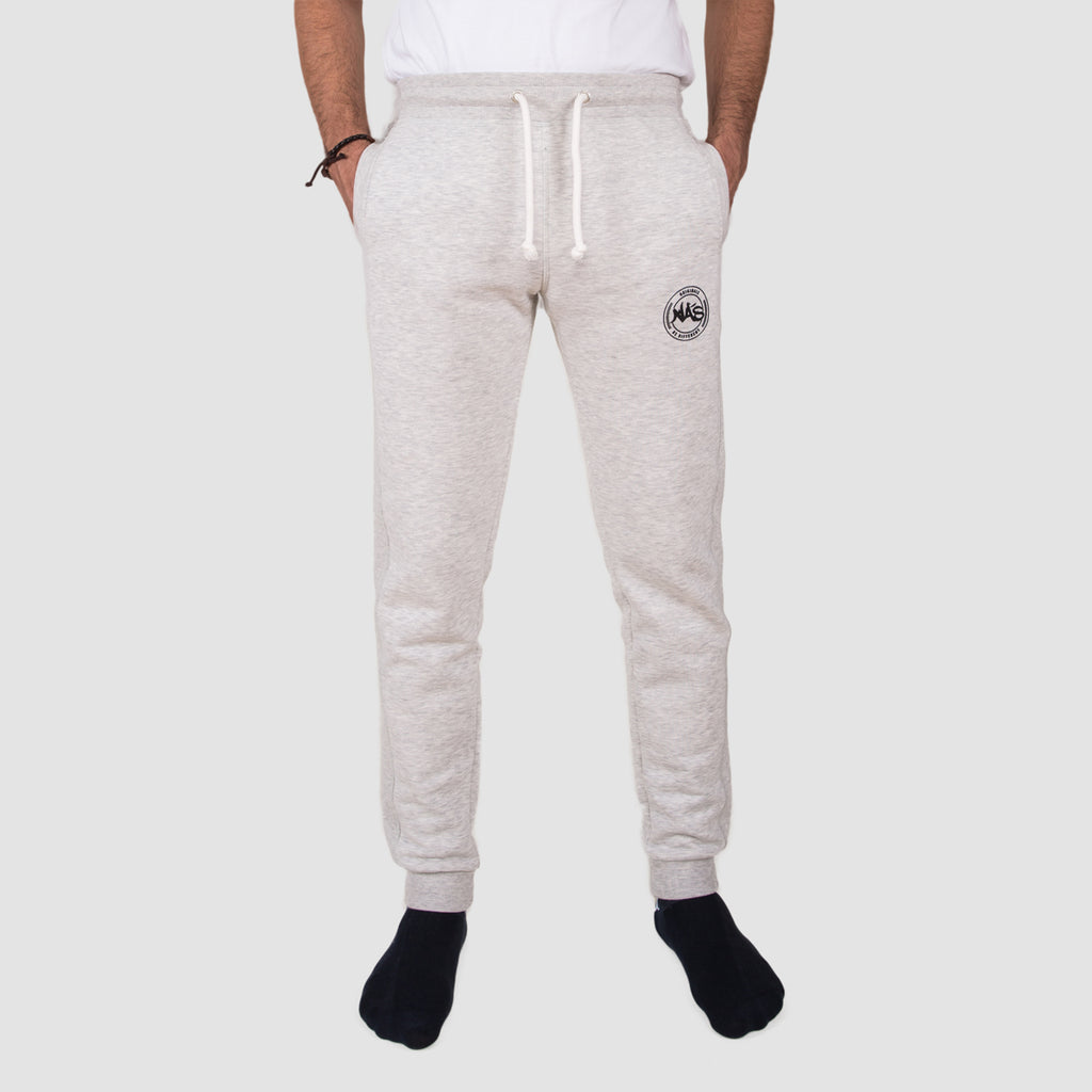 Light Heather Grey Sweatpants