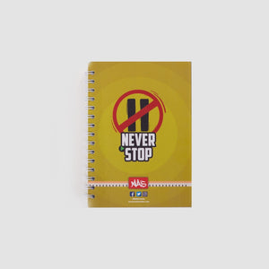 Never Stop - A5