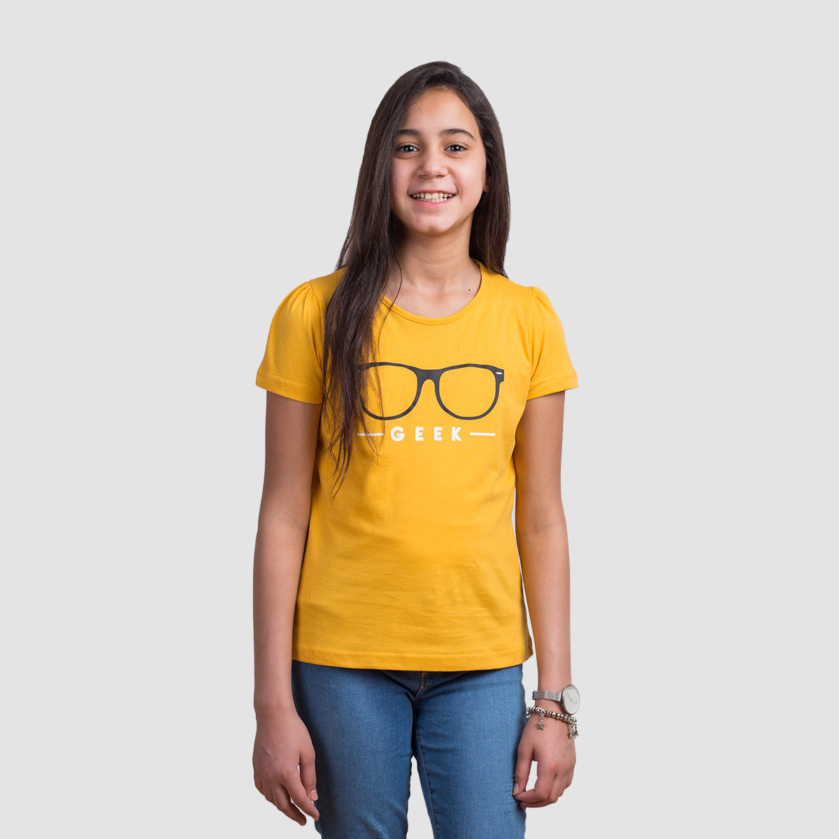 Geek - Yellow