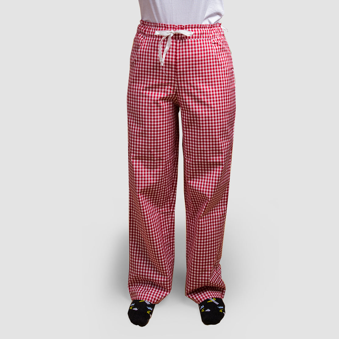 Ruby Red Homepants