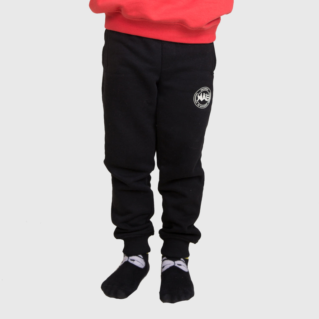 Black - Winter Sweatpants