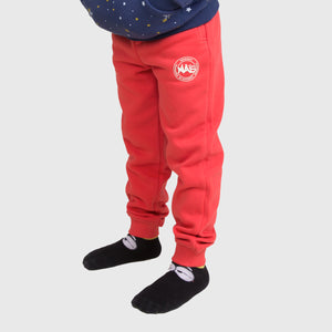 Red - Winter Sweatpants