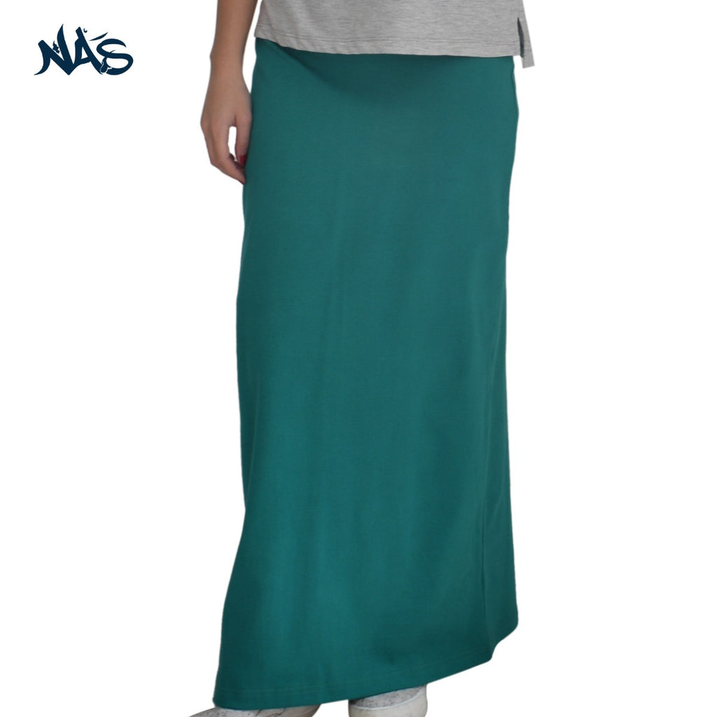 Basic Derby Skirt - Green