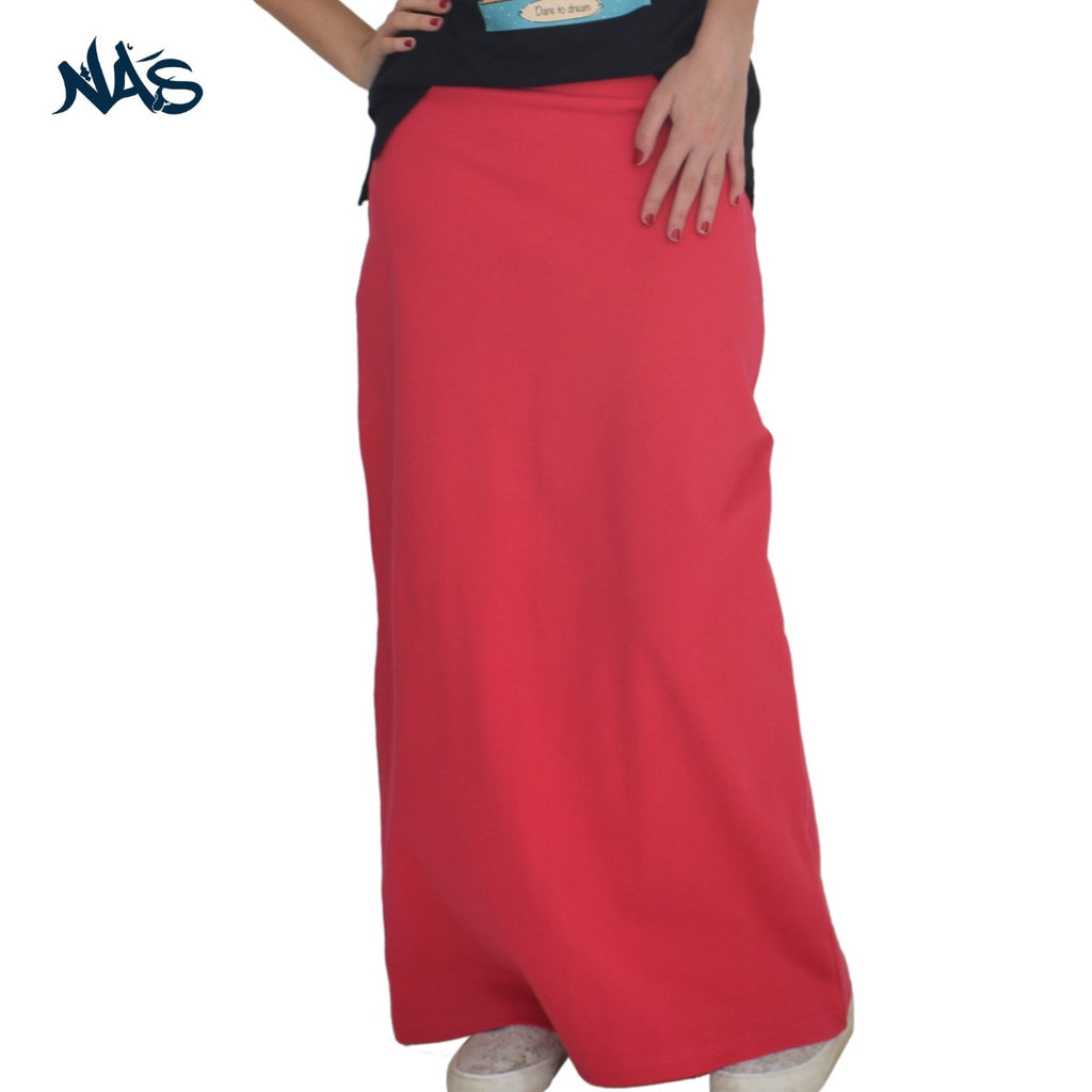 Basic Derby Skirt - Salsa