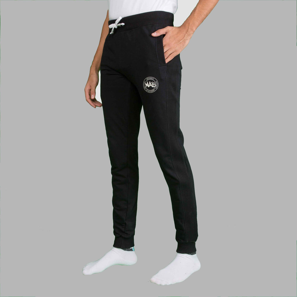 Black - Fall Sweatpants