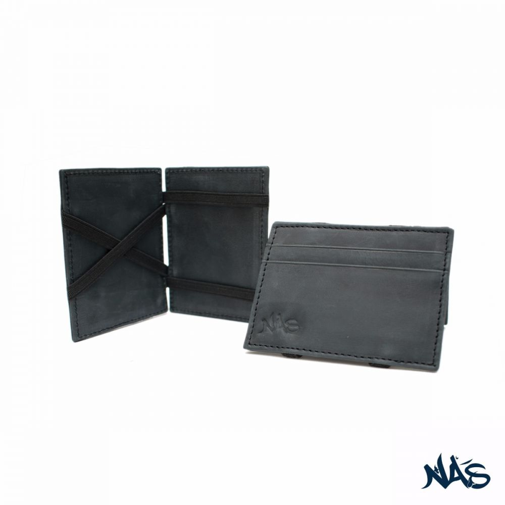 Blue Magic Wallet