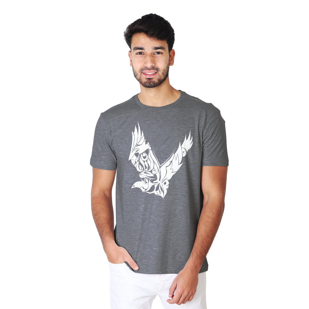 Free Bird - Dark Heather Grey