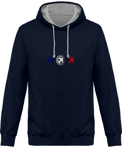 Sweat Capuche THEFRENCHTRAVELER - The French Traveler Store