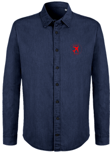 Chemise Homme THEFRENCHTRAVELER - The French Traveler Store