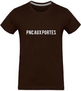 T-shirt THEFRENCHTRAVELER PNC Aux Portes - The French Traveler Store