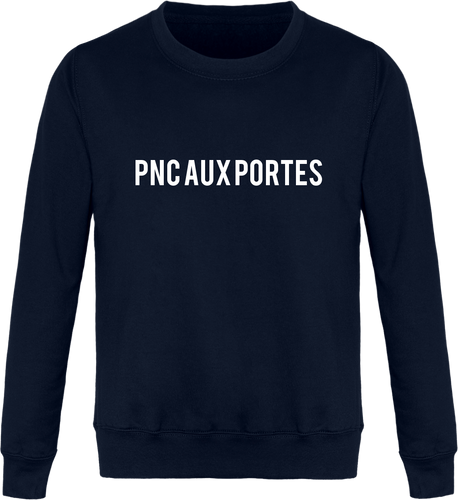 Sweat Col Rond THEFRENCHTRAVELER - PNC Aux Portes - The French Traveler Store