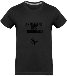 T-shirt  THEFRENCHTRAVELER - Armement Des Toboggans - The French Traveler Store