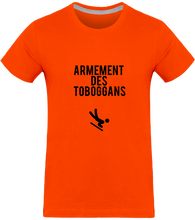 Charger l'image dans la galerie, T-shirt  THEFRENCHTRAVELER - Armement Des Toboggans - The French Traveler Store